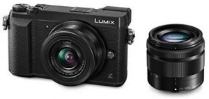 Panasonic LUMIX DMC-GX80 + ob. 12-32 + 35-100