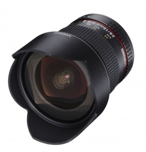 Samyang 10mm 1:2.8 ED AS NCS CS PL / Sony A