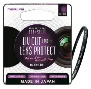 Filtr Marumi Fit+Slim UV + Protect 72mm